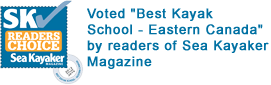 Sea Kayaker Magazine Readers Choice Award